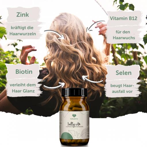 hair benefits fully vita