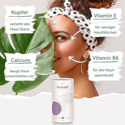 skin benefits berries best